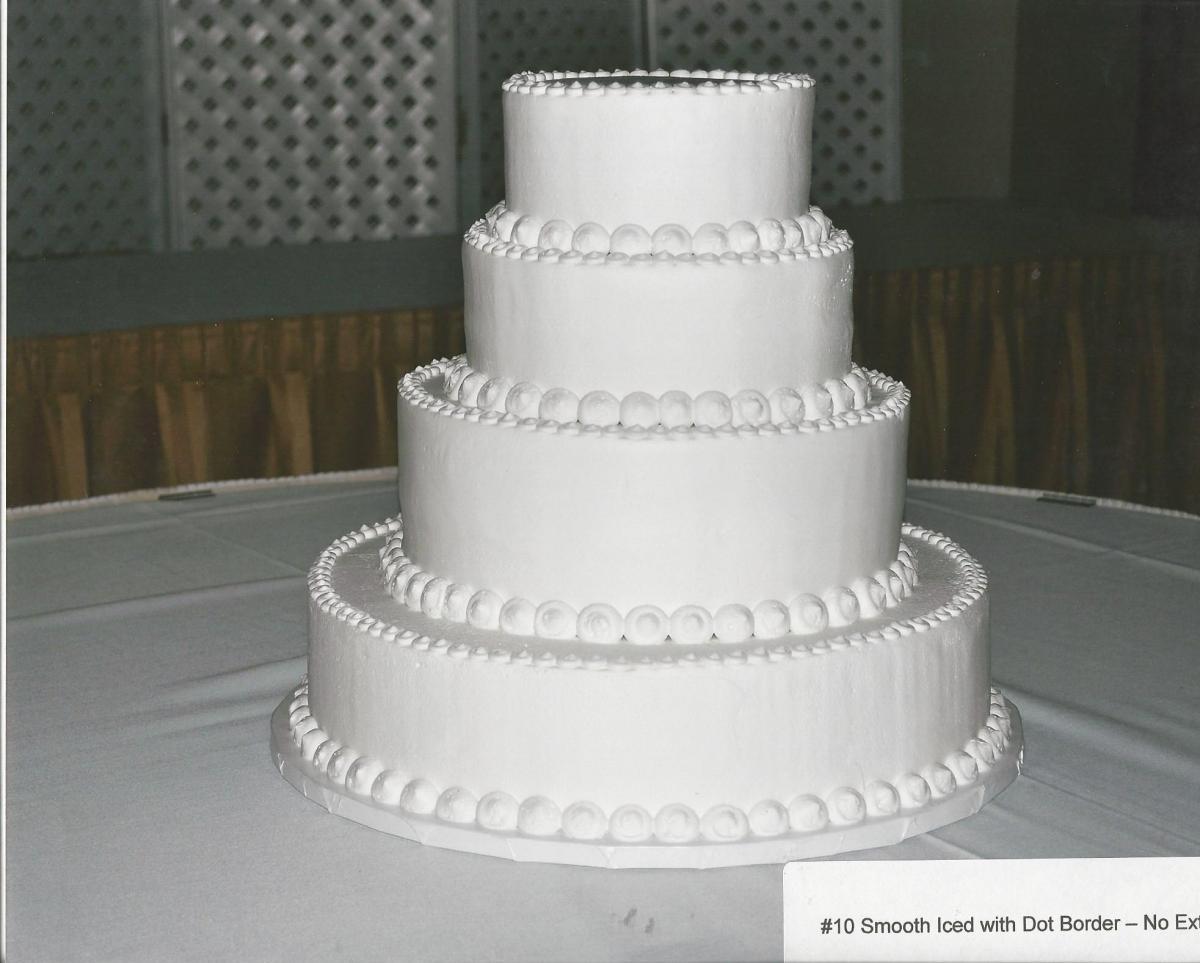 Wedding Cakes | Harter Bakery
